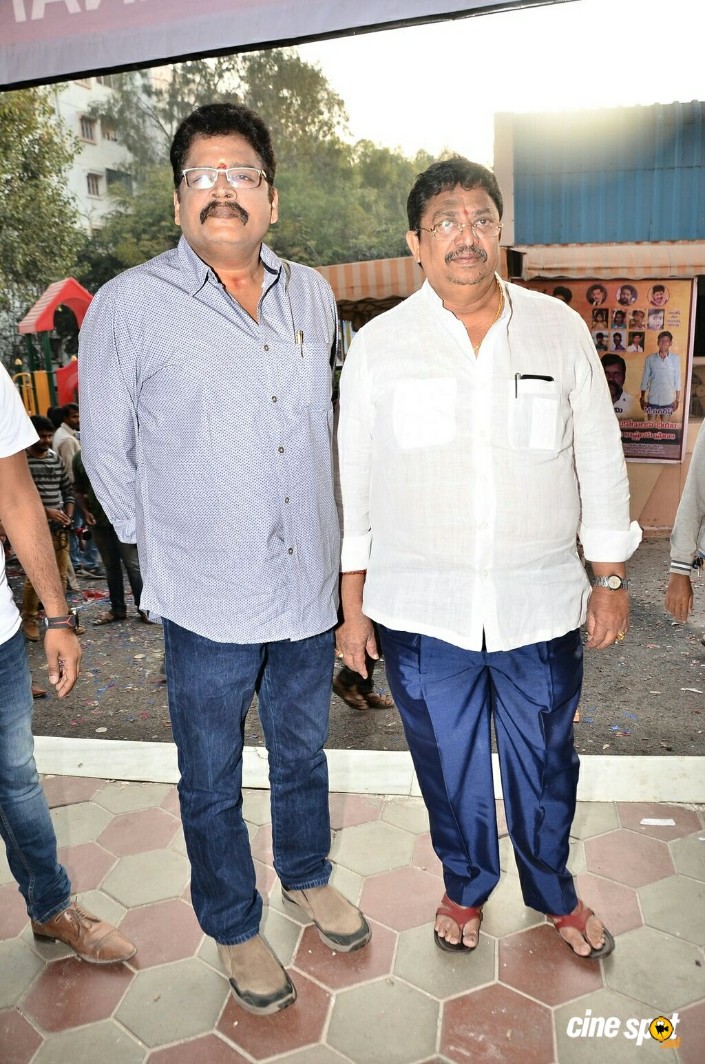 Jai Simha Theatre Coverage at Bramaramba Theatre (4)