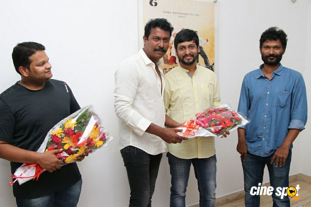 Veezhamattom Jallikattu Song Launch (2)