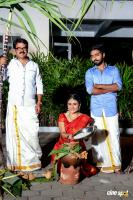 100 Percent Kaadhal Team Celebrated Pongal (11)
