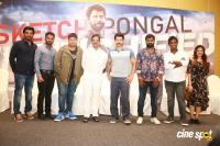 Sketch Movie Success Meet Photos