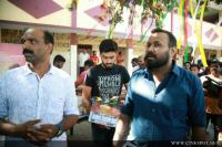 Oru Adaar Love Movie Pooja (58)
