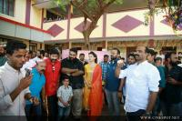 Oru Adaar Love Movie Pooja (60)