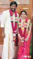 Soundararaja & Tamanna Wedding Stills (2)