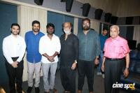 Kaala Rajinikanth Dubbing At Knack Studios Photos