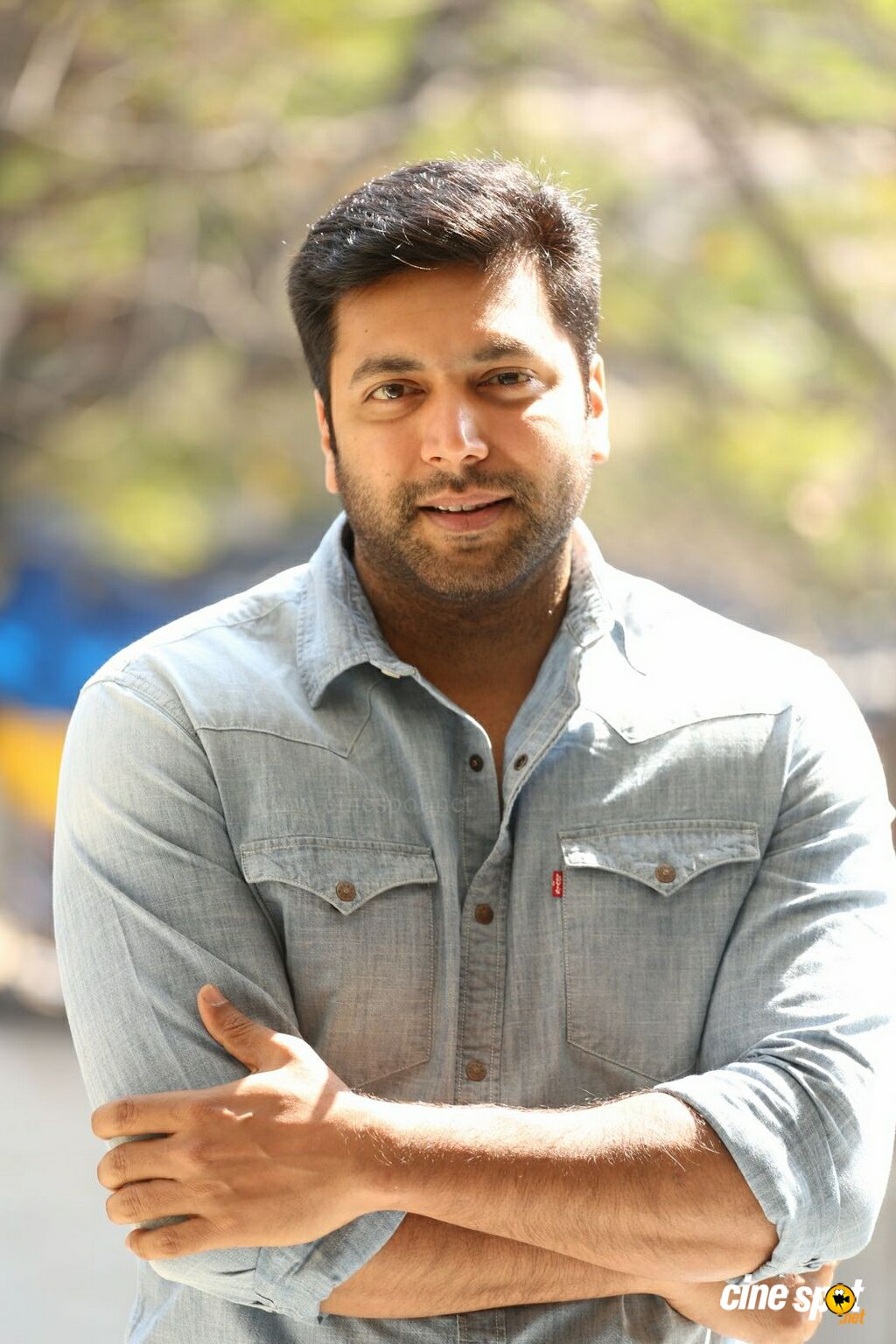 Jayam Ravi Interview Photos (2)