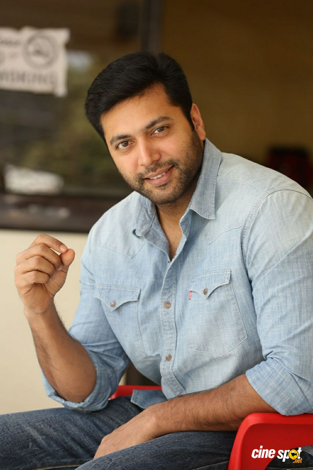 Jayam Ravi Interview Photos (25)