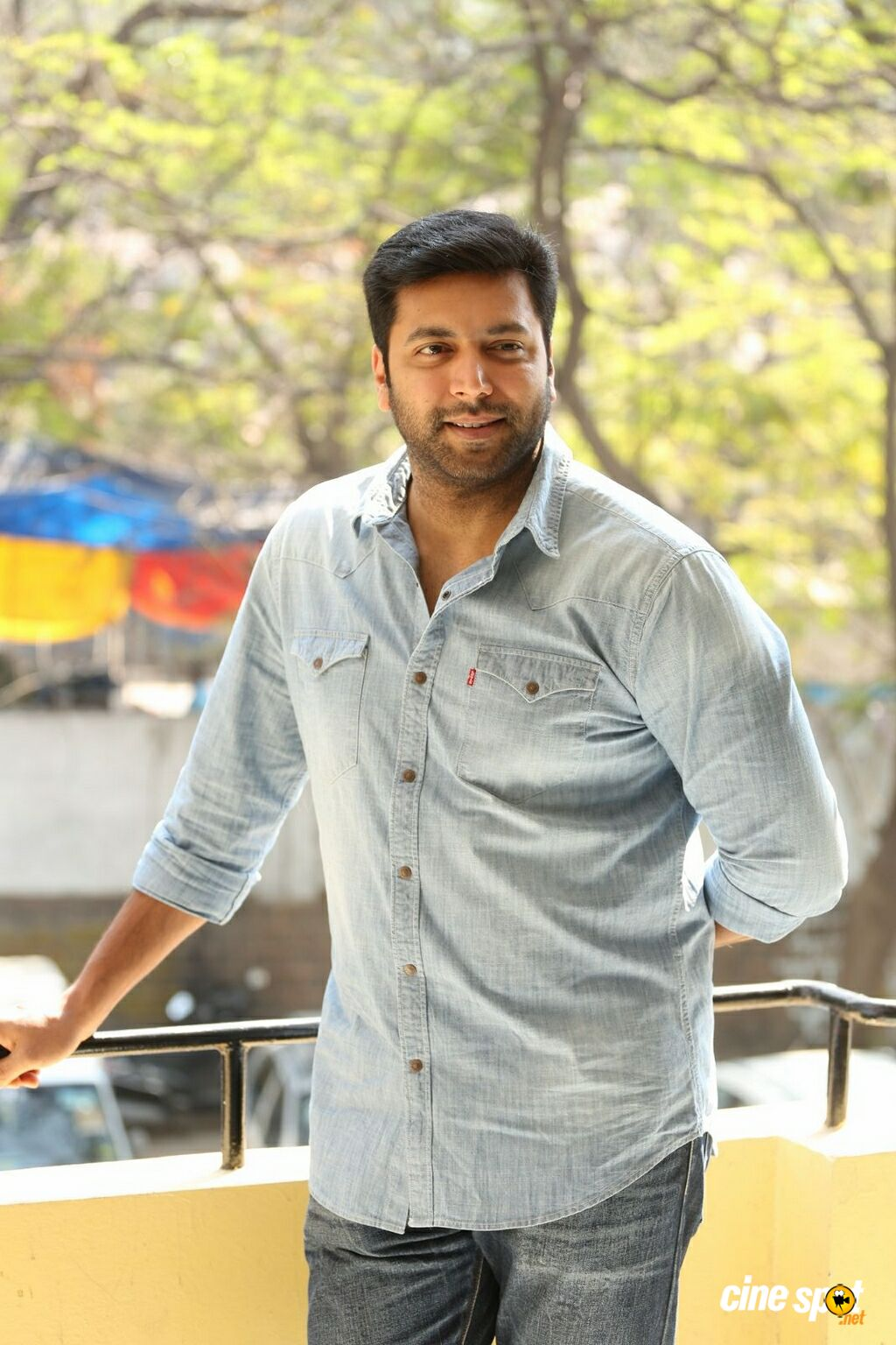 Jayam Ravi Interview Photos (3)