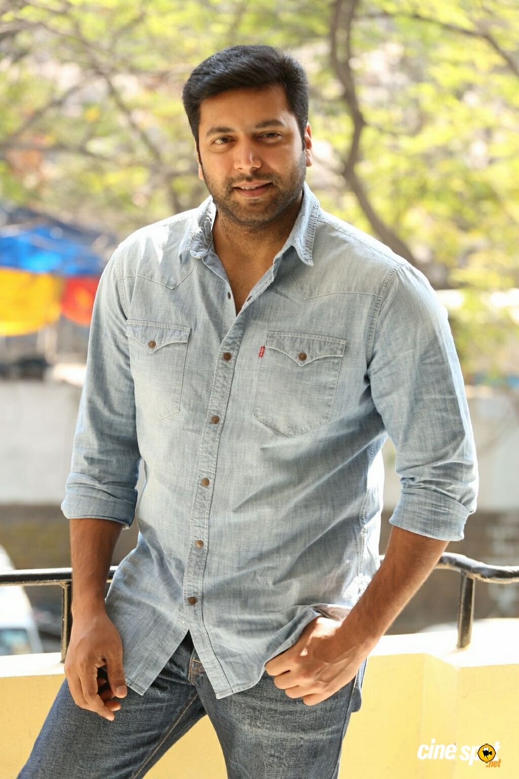Jayam Ravi Interview Photos (6)