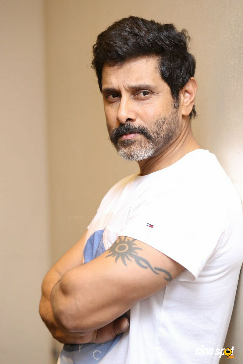 Vikram at Sketch Press Meet (29)