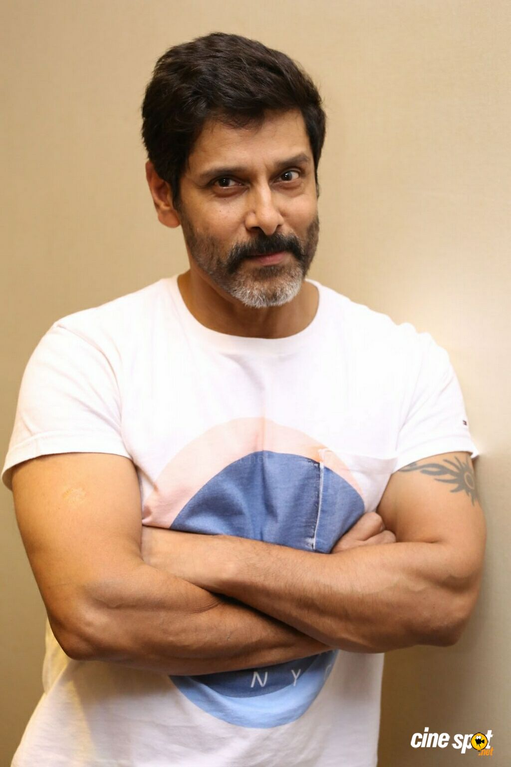 Vikram at Sketch Press Meet (33)