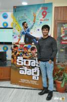 Nikhil Siddharth at Kirrak Party First Song Launch (1)