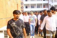 Idi Naa Love Story Promotion At VVIT College Photos