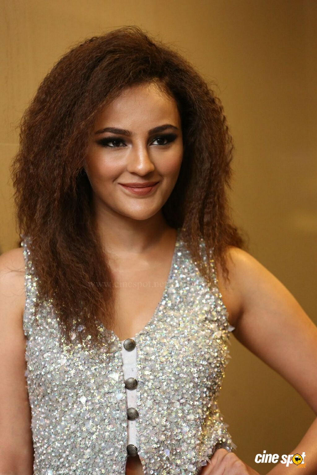 Seerat  Kapoor at Touch Chesi Chudu Pre Release Event (33)