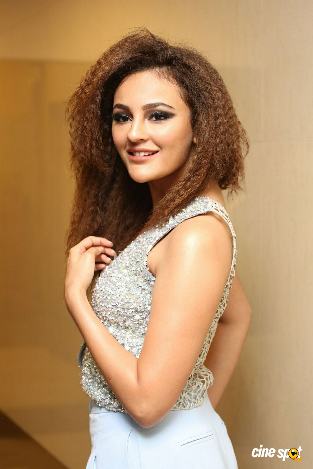 Seerat  Kapoor at Touch Chesi Chudu Pre Release Event (39)