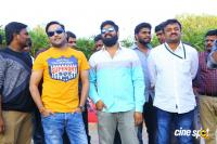 Idi Naa Love Story Movie Promotion At GIET College Photos