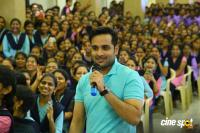 Idi Naa Love Story Movie Promotion At ISTS College Photos