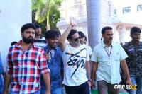 Idi Naa Love Story Team At Raghu Engineering College Photos