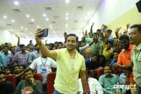 Idi Naa Love Story Promotion At Narayana Engineering College (2)