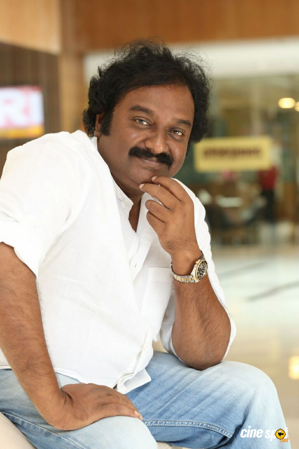 VV Vinayak Inttelligent Interview Photos (5)