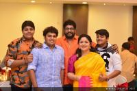 Sibi Malayil Daughter Engagement Pics (55)
