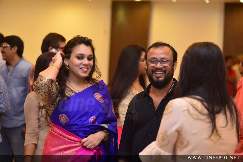 Sibi Malayil Daughter Engagement Pics (51)