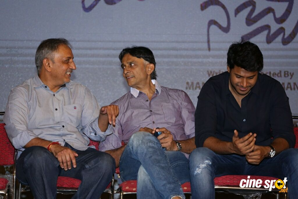 Manasuku Nachindi Audio Launch (20)