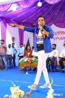 Idi Naa Love Story Promotion At Kuppam Engineering College (14)