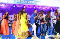 Idi Naa Love Story Promotion At Kuppam Engineering College (24)