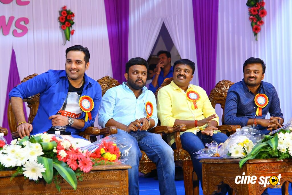 Idi Naa Love Story Promotion At Kuppam Engineering College (7)