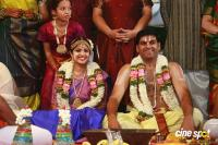 YG Harshavardhana Shwetha Marriage Photos