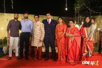 YG Harshavardhana Shwetha Marriage Reception Photos