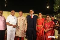 YG Harshavardhana Shwetha Wedding Reception (11)