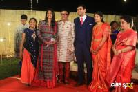 YG Harshavardhana Shwetha Wedding Reception (18)