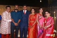 YG Harshavardhana Shwetha Wedding Reception (37)