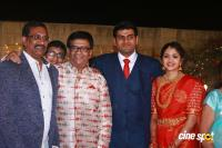YG Harshavardhana Shwetha Wedding Reception (39)