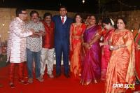 YG Harshavardhana Shwetha Wedding Reception (42)