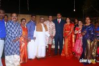 YG Harshavardhana Shwetha Wedding Reception (43)