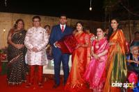 YG Harshavardhana Shwetha Wedding Reception (44)