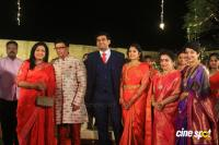 YG Harshavardhana Shwetha Wedding Reception (8)