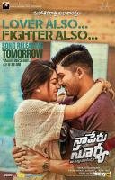Naa Peru Surya Movie Song Release Posters (2)