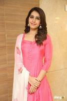 Raashi Khanna at Tholi Prema Success Meet (10)