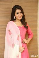 Raashi Khanna at Tholi Prema Success Meet (12)