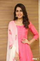 Raashi Khanna at Tholi Prema Success Meet (13)