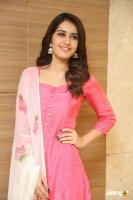 Raashi Khanna at Tholi Prema Success Meet (15)