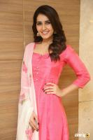 Raashi Khanna at Tholi Prema Success Meet (16)