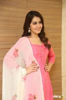 Raashi Khanna at Tholi Prema Success Meet (2)