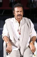Mohan Babu at Gayatri Movie Press Meet (1)