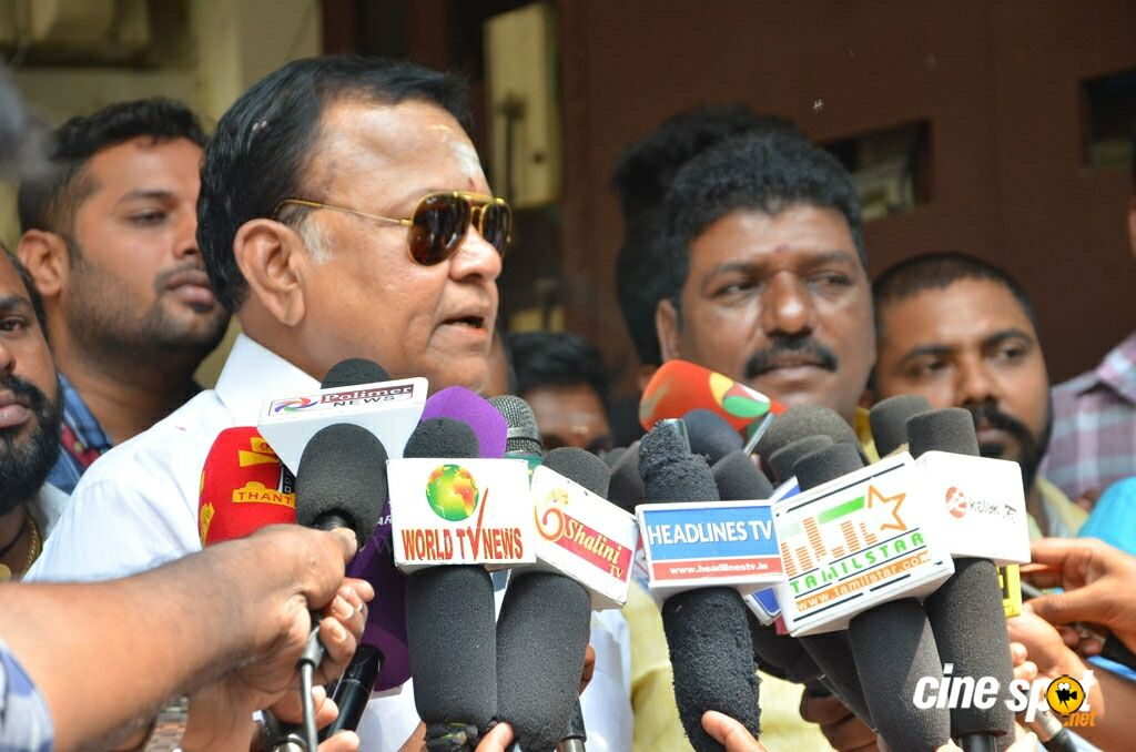 Radha Ravi's Nomination For Dubbing Union Election (16)