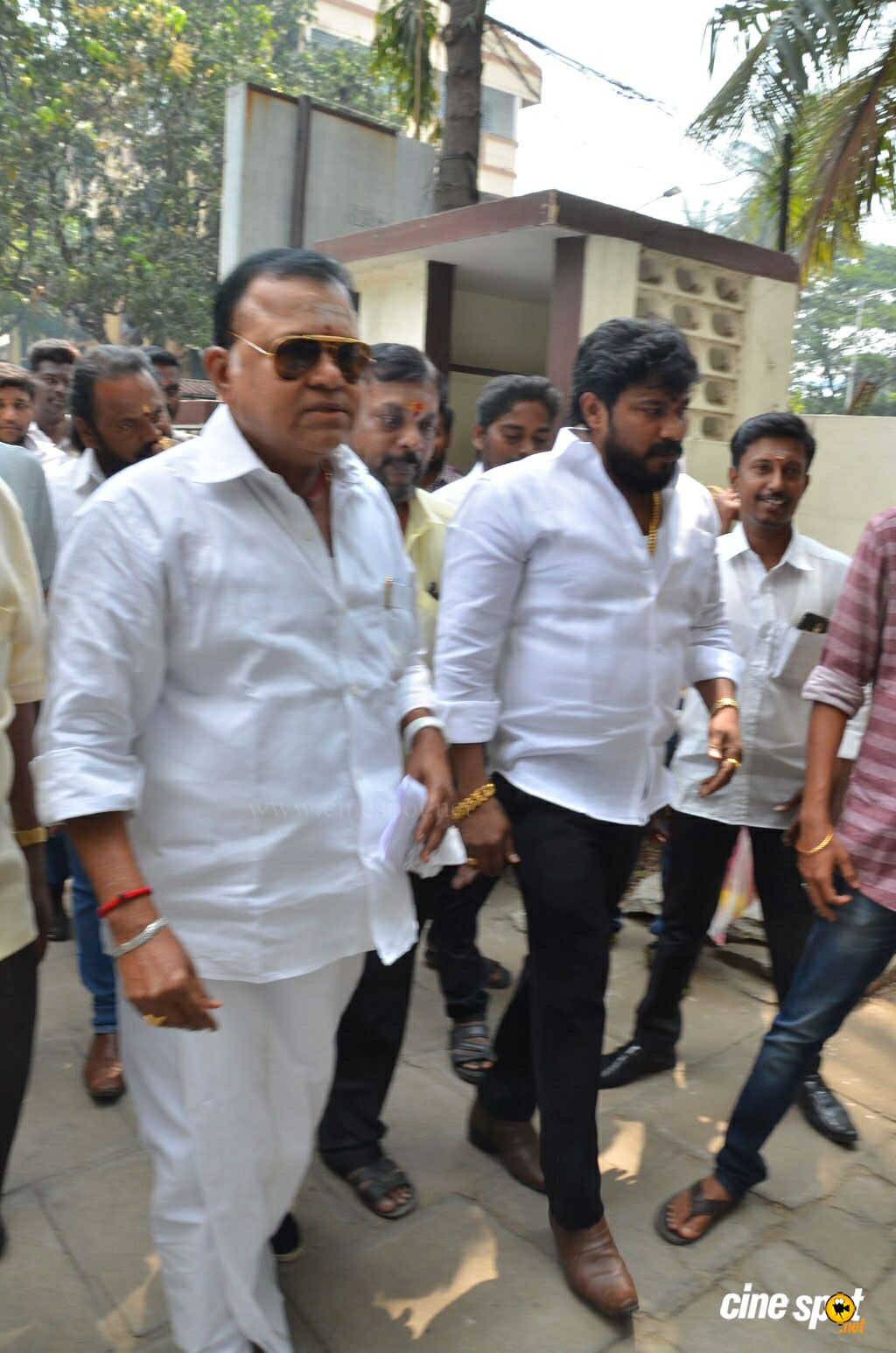 Radha Ravi's Nomination For Dubbing Union Election (2)