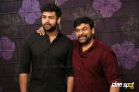 Chiranjeevi Press Meet About Tholi Prema Photos